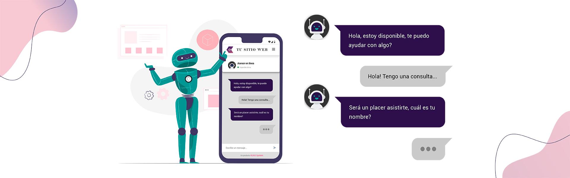 ¿Por qué tener un chatbot en tu sitio? thumbnail