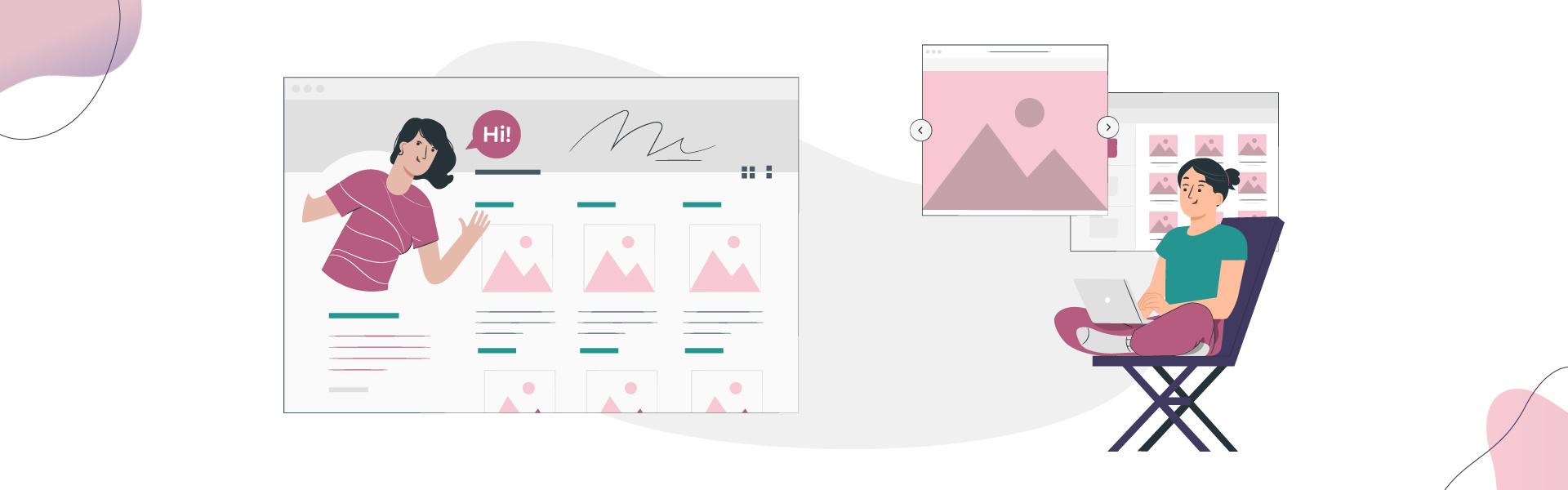 Medidas recomendadas para las imágenes y videos de mi sitio web thumbnail
